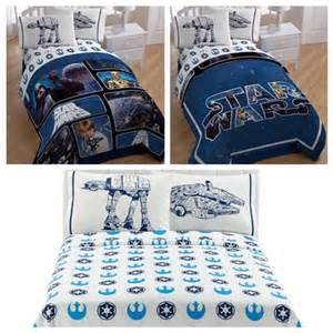 Star Wars Bedroom Set cool twin 5 piece star wars sheets comforter bedding set