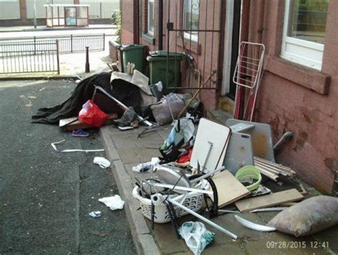 section 33 environmental protection act 1990 flytippers fined in south leeds crackdown south leeds