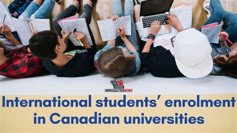 Canadian Teaching International Applicants International Students Enrolment Keeps Increasing In