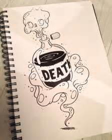 Drawing Ideas 25 best ideas about cool skull drawings on pinterest