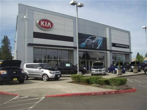 Kia Dealerships In Washington Performance Kia Everett Wa