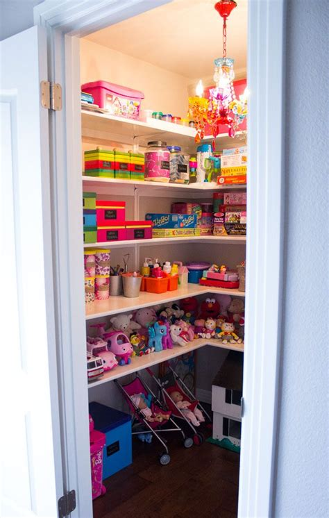 kid toy storage ideas 17 best ideas about playroom closet on pinterest