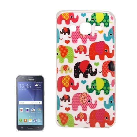Soft Shell Tpu Rabbit Samsung Galaxy J7 J700 for samsung galaxy j7 j700 imd colorful elephants pattern soft tpu protective