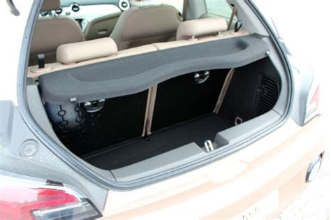 opel adam trunk opel adam