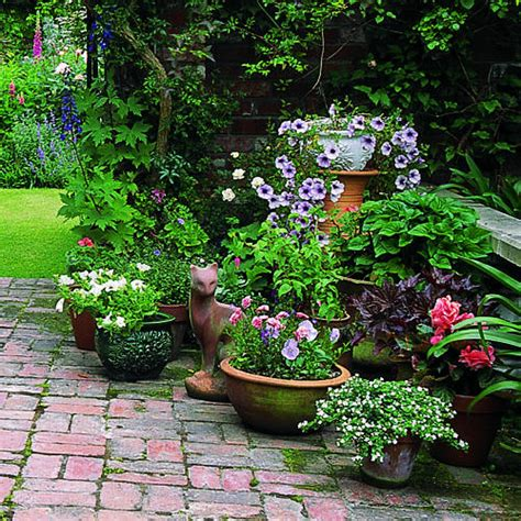 the basics gardening in containers sunset - Garden Flower Containers