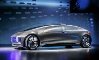 Mercedes F Mercedes Unveils The Fully Autonomous F 015 That Can
