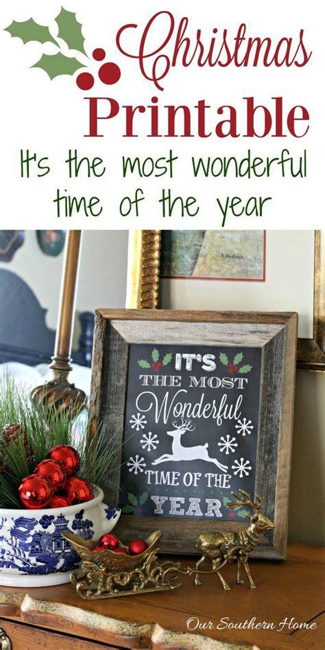 wonderful christmas printable christmas printables christmas diy christmas fun