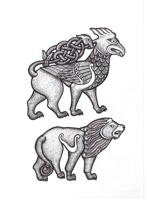 pictish tattoo designs pictish on scotland celtic and stones