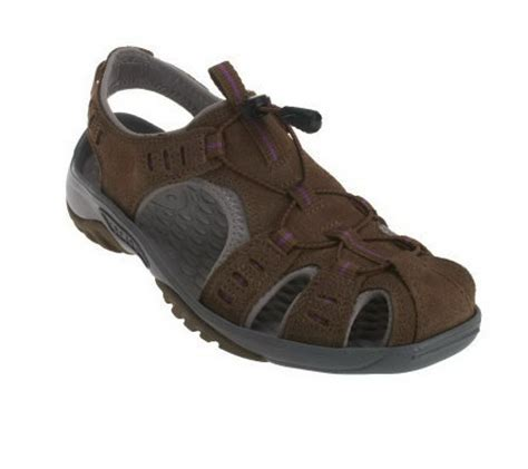 clarks privo sandals clarks privo isograd leather fisherman sandals page 1