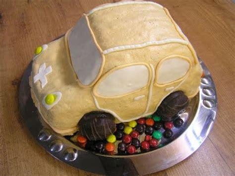 kuchen für 1 geburtstag how to make car cake with marshmallow fondant