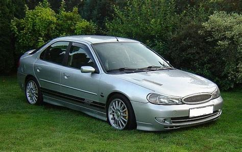 Auto Tuning 2000 by Ford Mondeo St200 Tuning