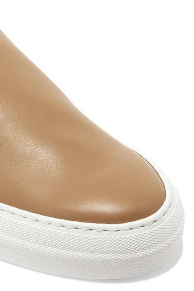 Charly Leather Slip On tibi leather slip on sneakers net a porter