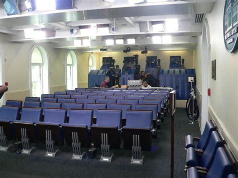 west wing press room renovation hsu builders