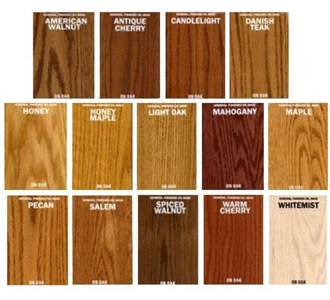 varathane stain colors 1000 images about wood stains on wood stain