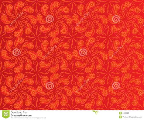 color pattern of red red color pattern design stock vector illustration of
