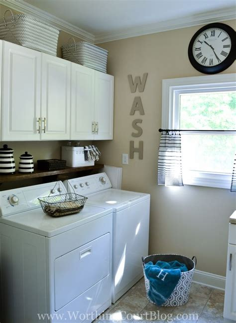 cabinets to hide washer and dryer an easy diy to hide your ugly washer hookups washers