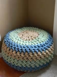 Crochet Pouf Pattern Ottoman The Lucky Hanks Signature Crochet Pouf Pattern Pattern Only