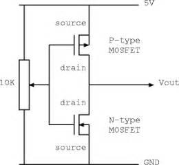 cmos transistor as resistor computer laboratory workshop five