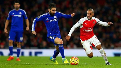 arsenal colors arsenal and chelsea chance to show true premier