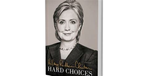 hillary clinton biography hard choices hillary book tour disaster raises questions about