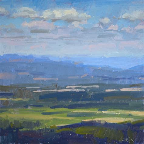 Layers Upon Layers by Carol Marine S Painting A Day Layers Upon Layers