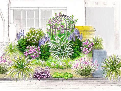 garten ideen reihenhaus ideen f 252 r den reihenhaus vorgarten garden plans
