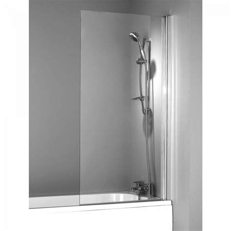phoenix single square bathshower screen uk bathrooms