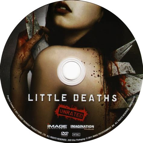 little deaths little deaths scanned dvd labels little deaths cd dvd covers