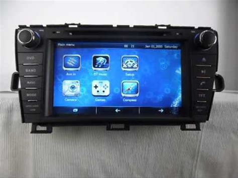toyota dvd player format toyota prius dvd player gps navigation toyota prius radio