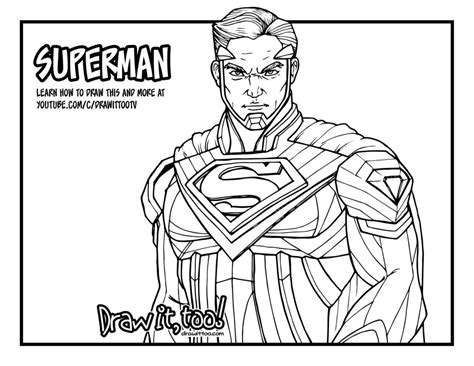 Injustice 2 Coloring Pages by Injustice Coloring Pages Coloring Pages