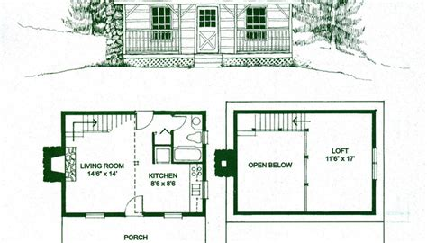 one bedroom house plans loft cabin house plan ideas and tiny with 1 bedroom log floor