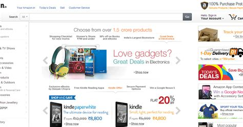 amazon online india amazon india online shopping review experience makeup