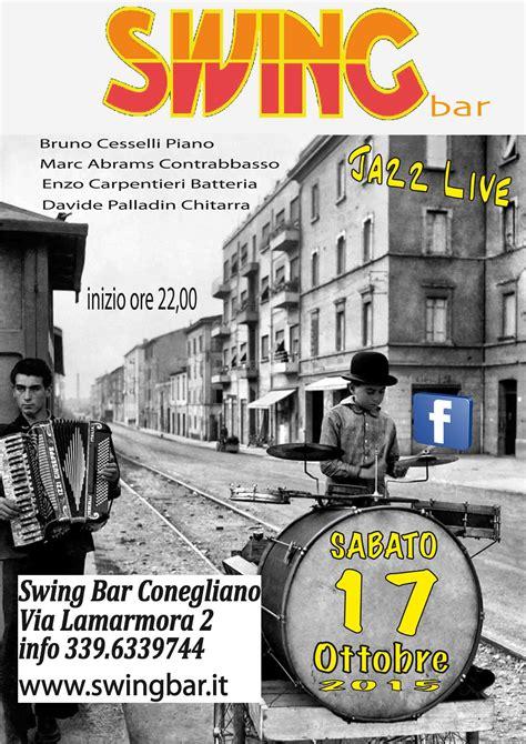 swing bar conegliano jazz quartet swing bar concerti jazz musica dal vivo