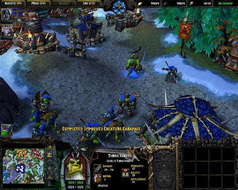 mod game warcraft 3 warcraft resurrection mod mod db