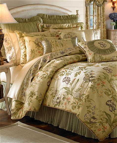 Croscill Iris Comforter by Croscill Iris Bedding Collection Bedding Collections