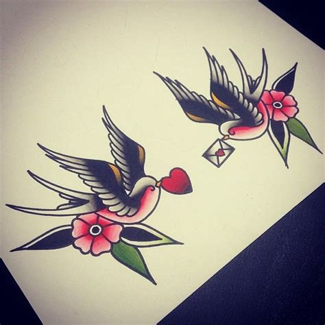 old school bird tattoo designs 25 best ideas about school tattoos on