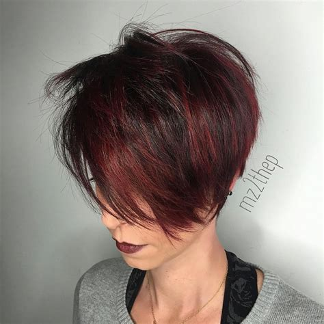 edgy hairstyles in your 40s short edgy pixie haircuts short hairstyle 2013