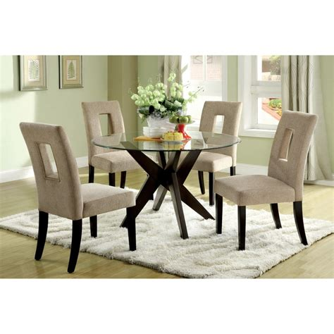 Overstock Kitchen Table Sets Hideaway Dining Set Image For Lewis Butterfly Folding Dining Table And Four Chairs