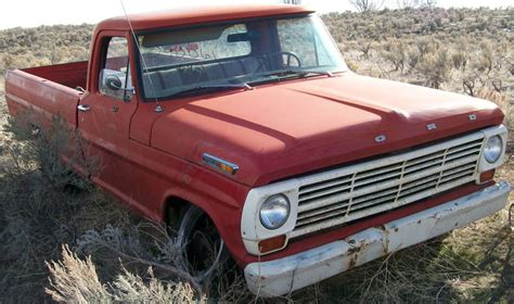 69 ford f100 for sale 1969 ford f 100 styleside 1 2 ton truck for sale