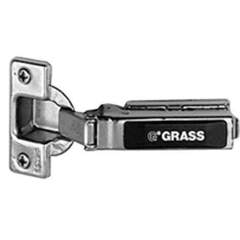 Grass 3804 Half Overlay 120 Degree Self Closing Hinge