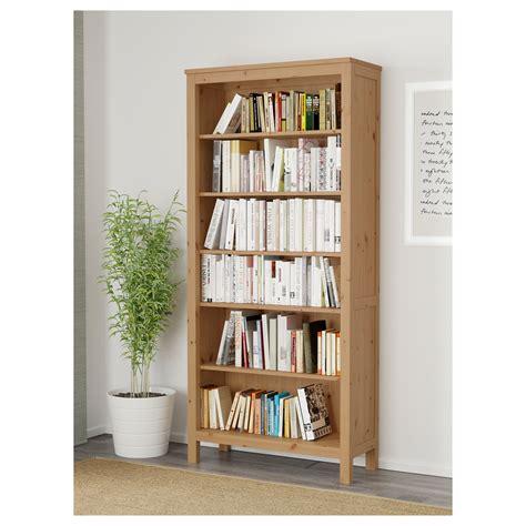 hemnes white bookcase hemnes bookcase light brown 90x197 cm ikea
