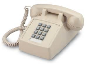 home service without a phone line cortelco basic 2500 analog phone 250000 vba 20m