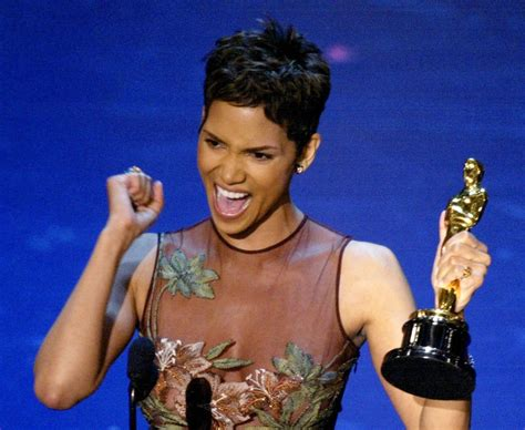 No Halle At The Oscars by The Most Memorable Best Acceptance Speeches In