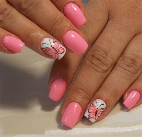 fingernagel kunst розовый маникюр
