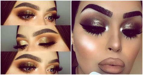 makeup paso a paso makeup dorado para ser m 225 s guapa de yo amo