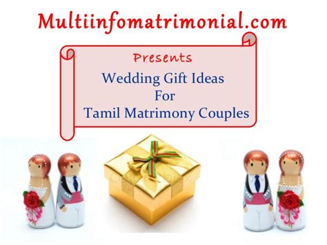 wedding gifts ideas for couples wedding gift ideas for tamil matrimony couples