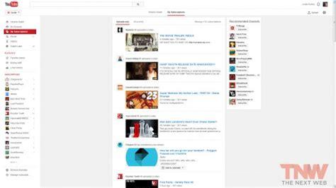 youtube layout verändern youtube testa atualiza 231 227 o que traz novo design p 225 gina