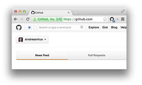 chrome zenhub 推荐十款chrome浏览器实用的github扩展 轩枫阁 前端开发 web前端技术博客
