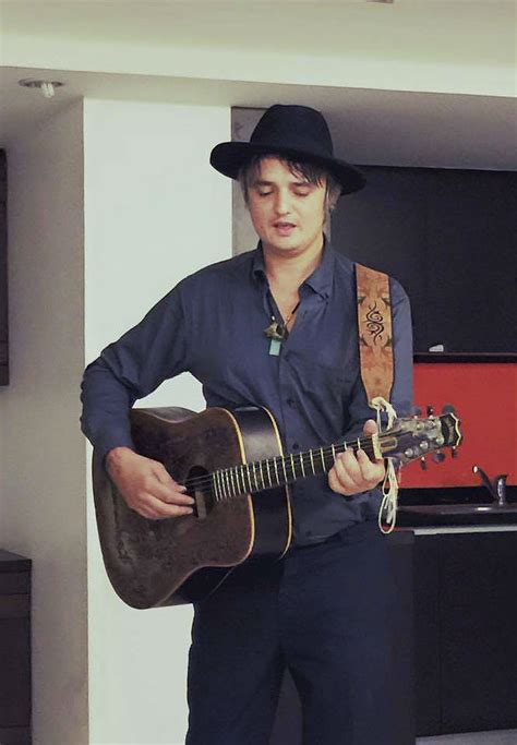 Pete Doherty Offered Reality Show by Pete Doherty Adds More Dates To Uk Tour Tickets