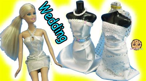barbie fashion design maker youtube barbie doll wedding dress designer maker playset bridal